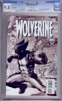 Wolverine Vol 3 #50 CGC 9.8 w Variant Edition