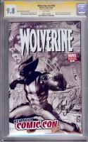 Wolverine Vol 3 #50 CGC 9.8 w CGC Signature SERIES