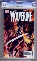 Wolverine Vol 3 #51 CGC 9.8 w