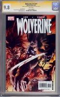 Wolverine Vol 3 #51 CGC 9.8 w CGC Signature SERIES