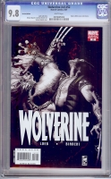 Wolverine Vol 3 #52 CGC 9.8 w Variant Edition