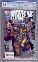 Wolverine Vol 3 #53 CGC 9.8 w