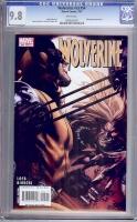 Wolverine Vol 3 #54 CGC 9.8 w