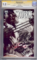 Wolverine Vol 3 #54 CGC 9.8 w CGC Signature SERIES