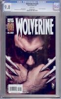 Wolverine Vol 3 #55 CGC 9.8 w