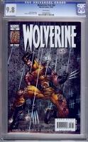 Wolverine Vol 3 #56 CGC 9.8 w