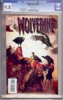 Wolverine Vol 3 #57 CGC 9.8 w
