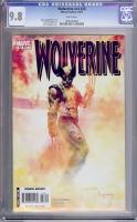 Wolverine Vol 3 #58 CGC 9.8 w