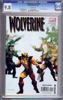 Wolverine Vol 3 #59 CGC 9.8 w