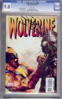 Wolverine Vol 3 #60 CGC 9.8 w