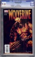 Wolverine Vol 3 #61 CGC 9.8 w