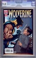 Wolverine Vol 3 #62 CGC 9.8 w Second Printing
