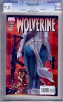 Wolverine Vol 3 #64 CGC 9.8 w