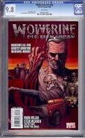 Wolverine Vol 3 #66 CGC 9.8 w