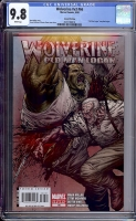 Wolverine Vol 3 #66 CGC 9.8 w Second Printing