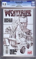Wolverine Vol 3 #66 CGC 9.8 w Third Printing