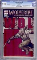 Wolverine Vol 3 #66 CGC 9.8 w Fourth Printing