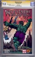 Wolverine Vol 3 #66 CGC 9.8 w CGC Signature SERIES