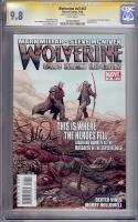Wolverine Vol 3 #67 CGC 9.8 w CGC Signature SERIES