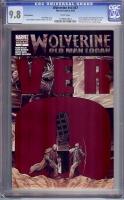 Wolverine Vol 3 #67 CGC 9.8 w Third Printing