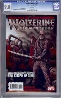 Wolverine Vol 3 #68 CGC 9.8 w