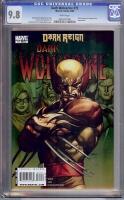 Dark Wolverine #75 CGC 9.8 w