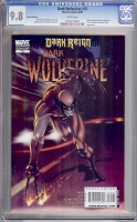 Dark Wolverine #75 CGC 9.8 w Second Printing