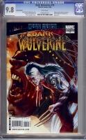 Dark Wolverine #75 CGC 9.8 w Variant Edition