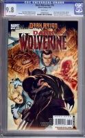 Dark Wolverine #76 CGC 9.8 w