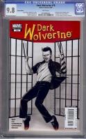 Dark Wolverine #76 CGC 9.8 w Variant Edition