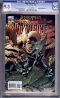 Dark Wolverine #77 CGC 9.8 w Variant Edition