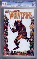 Dark Wolverine #77 CGC 9.8 w Segovia Variant Cover