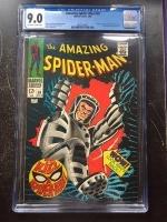 Amazing Spider-Man #58 CGC 9.0 n/a