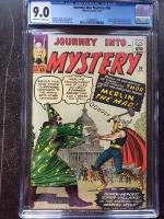 Journey Into Mystery #96 CGC 9.0 ow/w