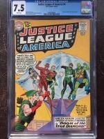 Justice League of America #4 CGC 7.5 w