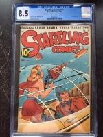 Startling Comics #51 CGC 8.5 ow