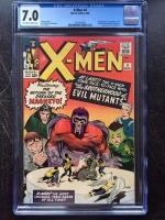 X-Men #4 CGC 7.0 ow/w
