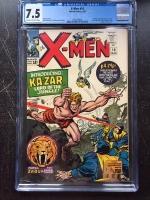 X-Men #10 CGC 7.5 ow/w