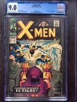 X-Men #25 CGC 9.0 ow/w