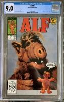 Alf #1 CGC 9.0 w