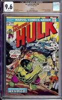 Incredible Hulk #180 CGC 9.6 w Winnipeg