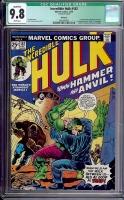 Incredible Hulk #182 CGC 9.8 w Winnipeg