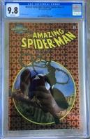 Marvel Collectible Classics: Spider-Man #1 CGC 9.8 w