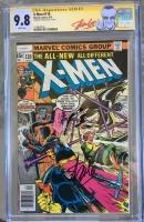 X-Men #110 CGC 9.8 w CGC Signature SERIES
