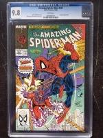 Amazing Spider-Man #327 CGC 9.8 w
