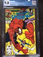 Amazing Spider-Man #345 CGC 9.8 w