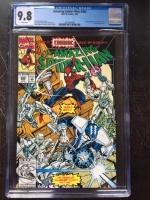 Amazing Spider-Man #360 CGC 9.8 w