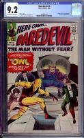 Daredevil #3 CGC 9.2 ow/w
