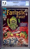 Fantastic Four #49 CGC 7.5 w