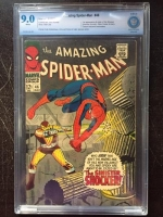 Amazing Spider-Man #46 CBCS 9.0 w